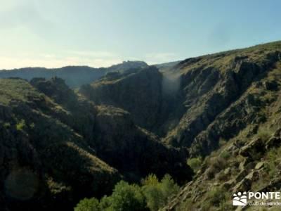 Atazar - Meandros Río Lozoya - Pontón de la Oliva - Senda del Genaro;río bidasoa